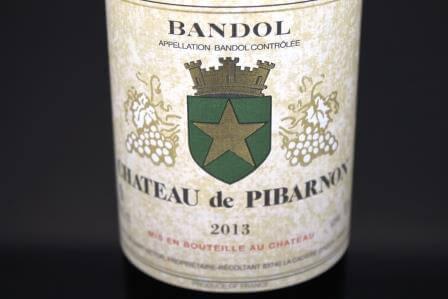 Pibarnon Bandol