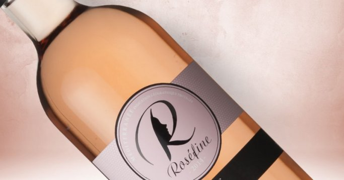 Rosé Roséfine Marrenon