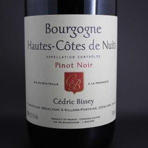 Bourgogne Hautes Cotes de Nuits Bissey 1