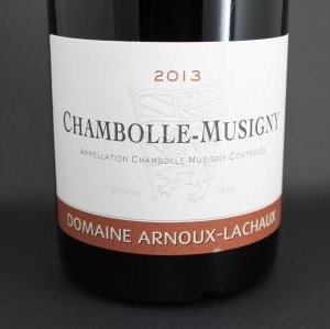 Chambolle Musigny Arnoux Lachaux 1