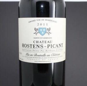 Château Hostens Picant 1