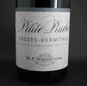 Crozes Hermitage Petite Ruche Chapoutier 1