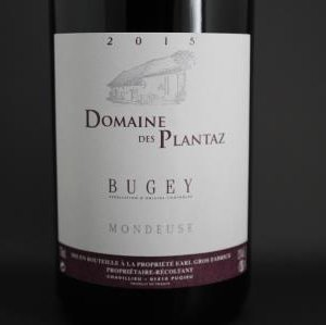 Mondeuse Bugey Plantaz