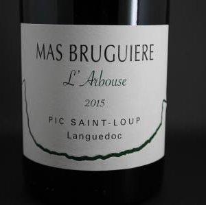 Pic St Loup l'Arbouse Mas Bruguiere 1