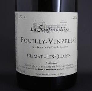 Pouilly Vinzelles Les Quarts Bret Brothers 1
