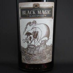 Rhum Black Magic