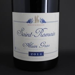 St Romain Alain Gras 1