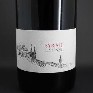 Syrah Cayenne Castelnau 1