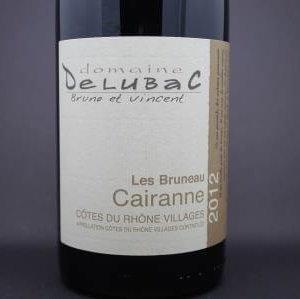 Cairanne les Bruneau Delubac