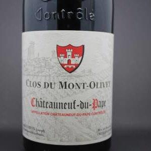 Chateauneuf du Pape Clos du Mont Olivet 1