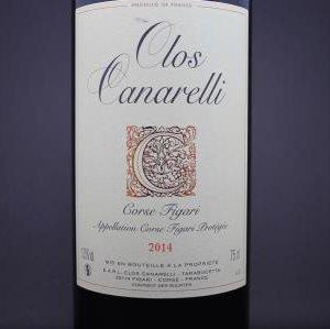 Clos Canarelli rouge