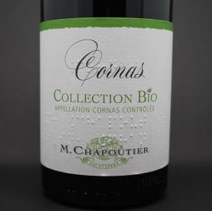 Cornas Bio Chapoutier 1