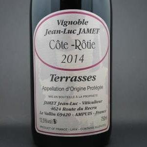 Côte Rôtie Terrasses Jamet