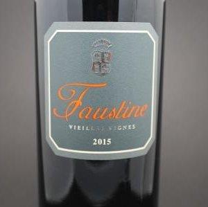 Faustine vieilles vignes rouge Abbatucci 1
