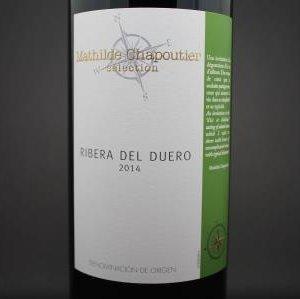 Ribera del duero Espagne Chapoutier
