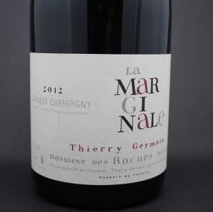 Saumur Champigny La marginale Thierry Germain
