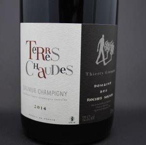 Saumur Champigny Terres chaudes Thierry Germain