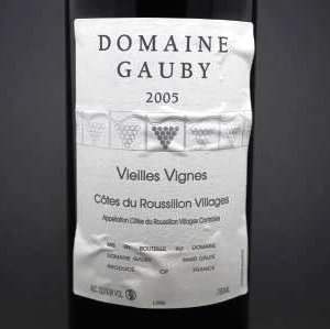 vieilles vignes gauby