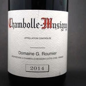 chambolle musigny roumier