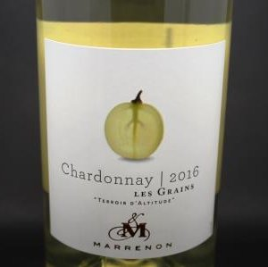 chardonnay marrenon 1