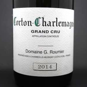 corton charlemagne roumier