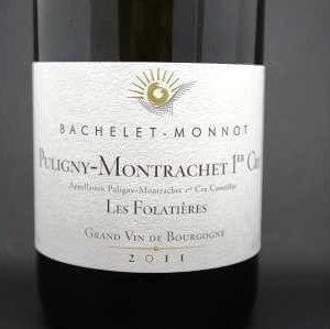 puligny montrachet bachelet monnot