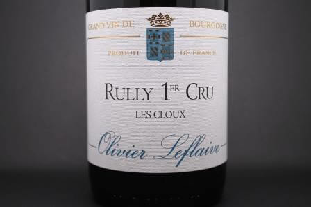 rully 1er cru les cloux leflaive