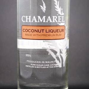 liqueur rhum chamarel coconut