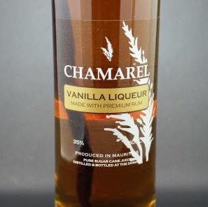 liqueur rhum chamarel vanille