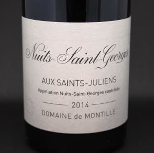 Nuits St Georges De Montille
