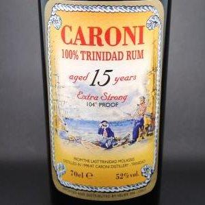 rhum caroni 15 ans trinidad et tobago