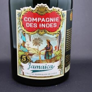rhum compagnie des indes jamaica