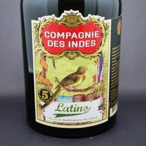 rhum compagnie des indes latino