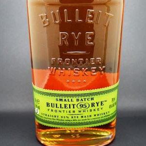 whisky bulleit rye