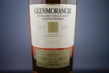 whisky glenmorangie nectar d'or highland ecosse