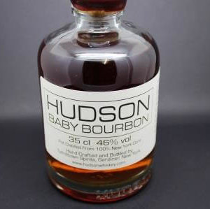 whisky hudson bourbon