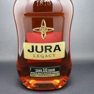 whisky jura legacy 10 ans isle of jura ecosse