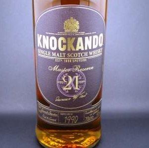 whisky knockando 21 ans speyside ecosse