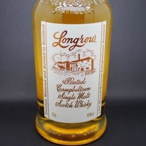 whisky longrow peated campbeltown ecosse