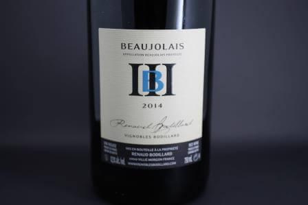 Beaujolais Bio Bodillard 1