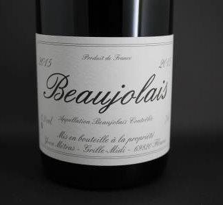 Beaujolais Métras 1