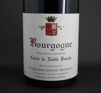 Bourgogne Nobles Souches Mortet