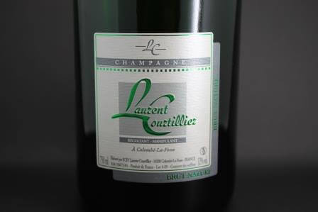 Brut nature Courtillier