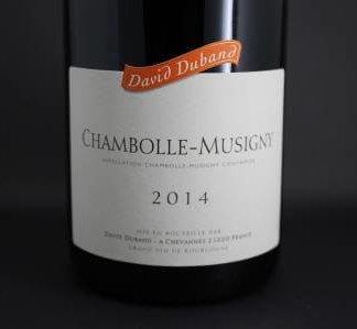 Chambolle Musigny Duband 1