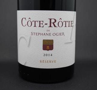 Côte Rôtie Réserve Ogier