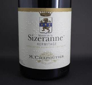 Hermitage Sizeranne Chapoutier 1