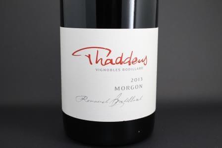 Morgon Thaddeus Bodillard 1