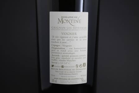Viognier de Montine 2