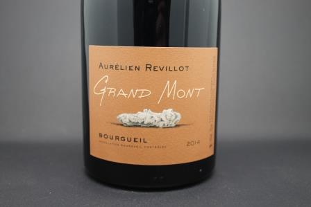 Bourgueil Grand mont Révillot