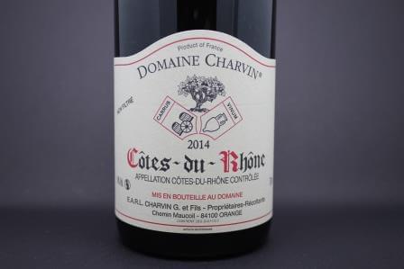 Côtes du Rhône Charvin